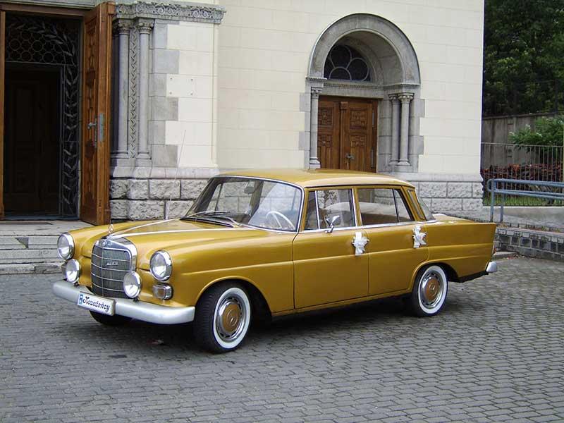 Poważnie Zabytkowe auta do ślubu Citroen Mercedes Warszawa Hudson YY74