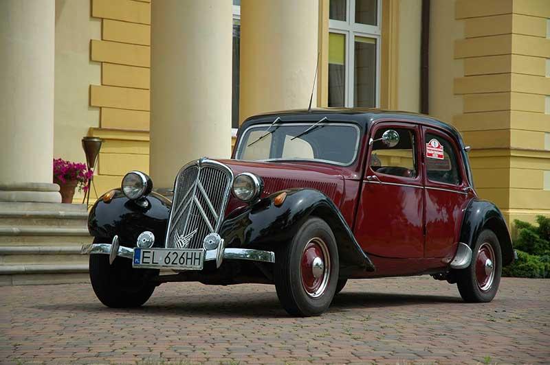 Najnowsze Zabytkowe auta do ślubu Citroen Mercedes Warszawa Hudson RQ47
