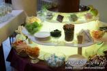 Serwis ślubny, inspiracje-weselne.pl - Wynajem fontanny czekoladowej, catering na wesele
