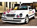 Serwis ślubny, Cabrio do ślubu - Mercedes! Auto do ślubu
