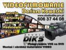 Videofilmowanie i fotografia Studio Diks Turek i okolice, kamerzysta na wesele