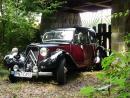 Portal ślubny, Wynajem stylowego auta - Citroen BL11, auto do ślubu