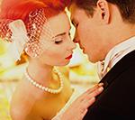 Ślub i wesele w stylu vintage - sesja zdjęciowa