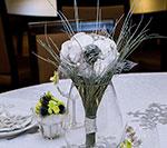 Papierowe dekoracje ślubne i weselne - hit na sezon 2013